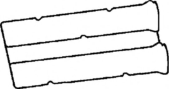 Прокладка клапанной крышки CORTECO 440098P