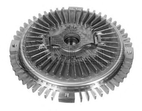 Вязкостная муфта вентилятора охлаждения MEYLE 034 020 0006