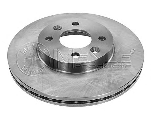 Тормозной диск MEYLE 16-15 521 0001