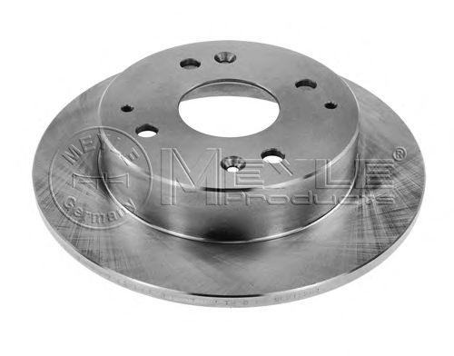 Тормозной диск MEYLE 31-15 523 0007