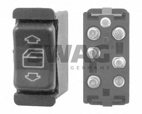 Кнопка стеклоподъемника SWAG 10 92 1411