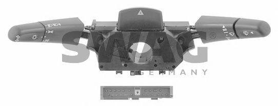 Выключатель на колонке рулевого управления SWAG 10 92 4082