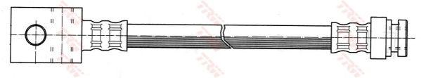 Тормозной шланг TRW PHA365