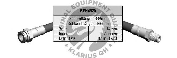 Тормозной шланг QH International BFH4520