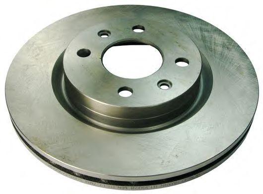 Тормозной диск DENCKERMANN B130028