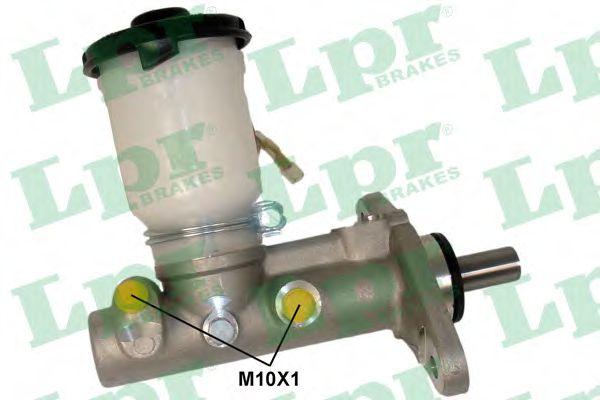 Главный тормозной цилиндр LPR 1608