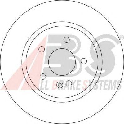 Тормозной диск A.B.S. 17109