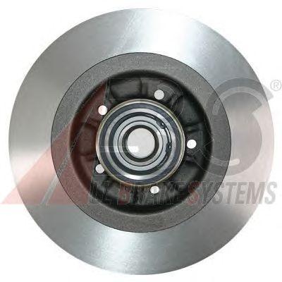 Тормозной диск A.B.S. 17155C