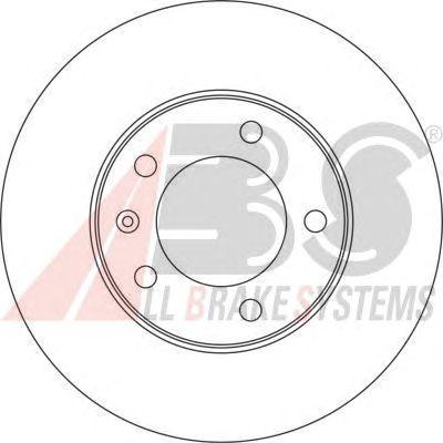 Тормозной диск A.B.S. 17159