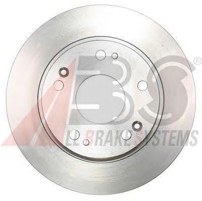Тормозной диск A.B.S. 17465