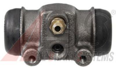 Колесный тормозной цилиндр A.B.S. 72920X