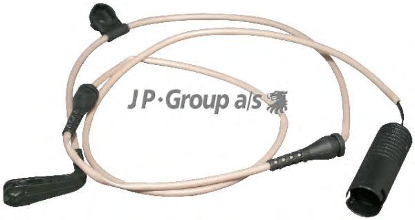 Датчик, износ тормозных колодок JP GROUP 1497300200