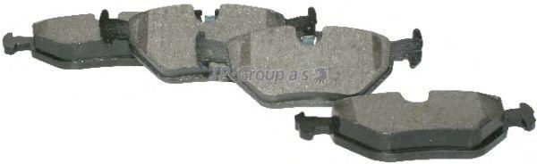 Тормозные колодки JP GROUP 1463700210