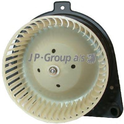 Вентилятор салона JP GROUP 1126100400