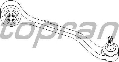 Рычаг подвески TOPRAN 501 047