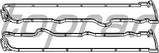 Прокладка клапанной крышки TOPRAN 205 530