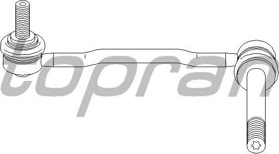 Тяга / стойка стабилизатора TOPRAN 720 274