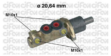 Главный тормозной цилиндр CIFAM 202-039
