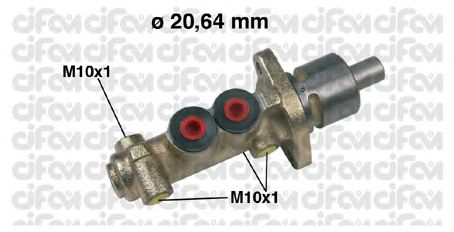 Главный тормозной цилиндр CIFAM 202-149