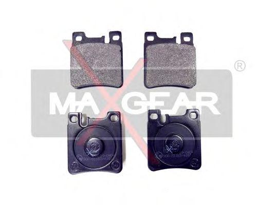 Тормозные колодки MAXGEAR 19-0404