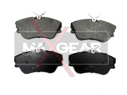 Тормозные колодки MAXGEAR 19-0541