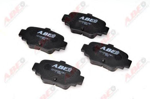 Тормозные колодки ABE C21035ABE