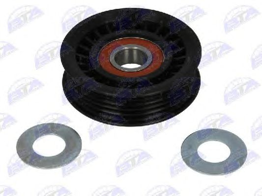 Натяжной ролик поликлинового ремня BTA E2G0008BTA