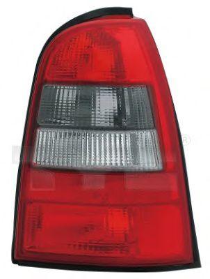 Задний фонарь TYC 11-0111-01-2