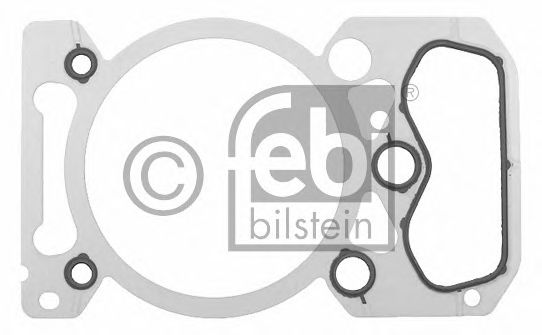 Прокладка головки блока цилиндров (ГБЦ) FEBI BILSTEIN 27550