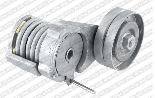 Натяжной ролик поликлинового ремня SNR GA357.40