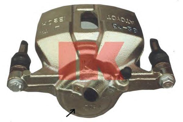 Тормозной суппорт NK 214578
