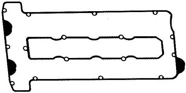 Комплект прокладок клапанной крышки AJUSA 56001900