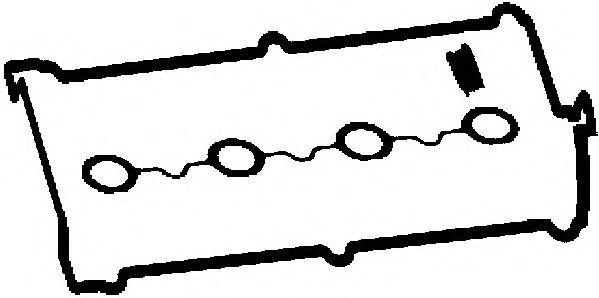 Комплект прокладок клапанной крышки AJUSA 56003900