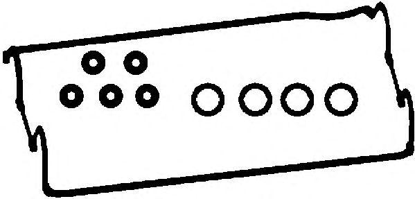 Комплект прокладок клапанной крышки AJUSA 56016300