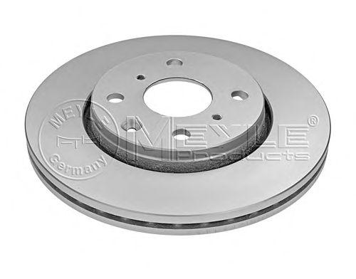 Тормозной диск MEYLE 11-15 521 0026/PD