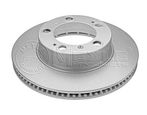 Тормозной диск MEYLE 415 521 0001/PD