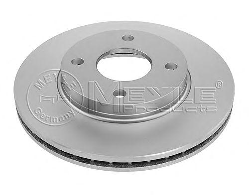 Тормозной диск MEYLE 715 521 7002/PD