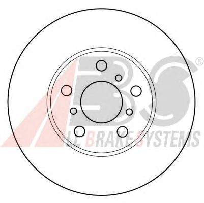 Тормозной диск A.B.S. 16141