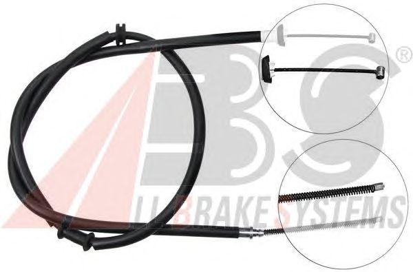 Трос ручника A.B.S. K16838