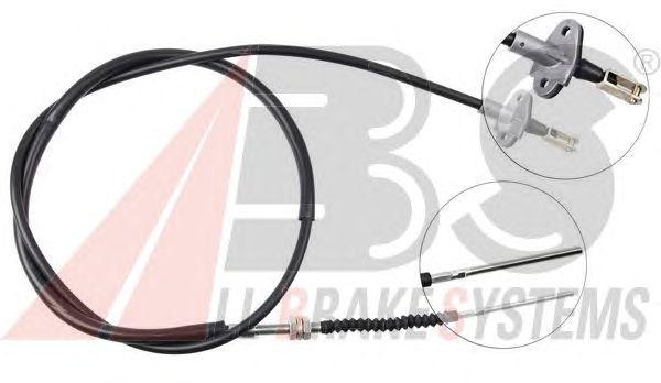 Трос сцепления A.B.S. K24300