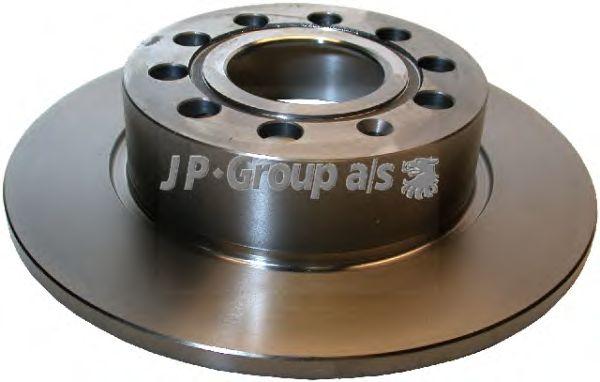 Тормозной диск JP GROUP 1163200700