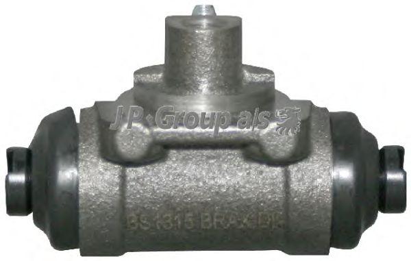 Колесный тормозной цилиндр JP GROUP 1561300500
