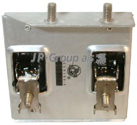 Реостат вентилятора отопителя JP GROUP 1196851000