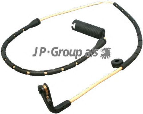 Датчик, износ тормозных колодок JP GROUP 1497301000