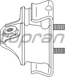Подушка двигателя TOPRAN 110 983