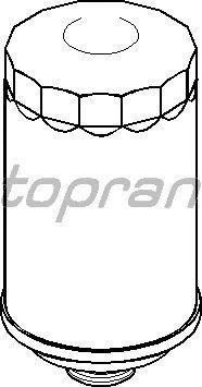 Масляный фильтр TOPRAN 112 936