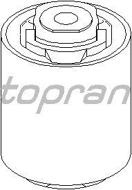Сайлентблок рычага TOPRAN 110 149