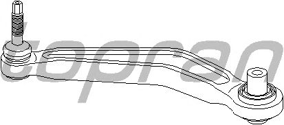 Рычаг подвески TOPRAN 501 209