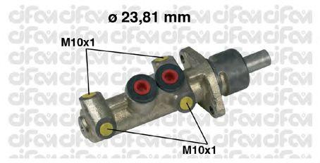 Главный тормозной цилиндр CIFAM 202-222