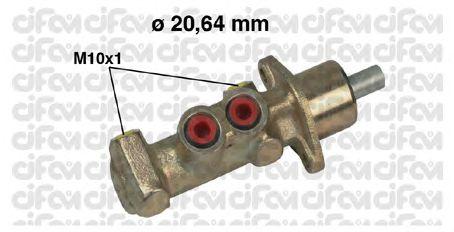 Главный тормозной цилиндр CIFAM 202-480